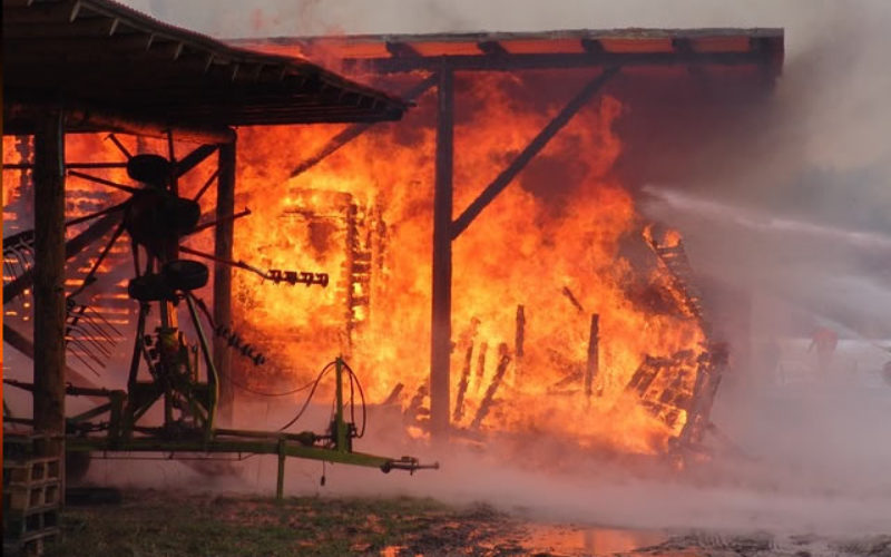 Up in Flames: 5 Tips to Protecting Your Business Assets from Fire