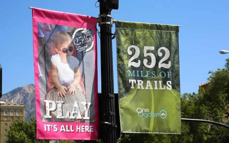 A Guide to Designing Outdoor Banners as Advertising Tools