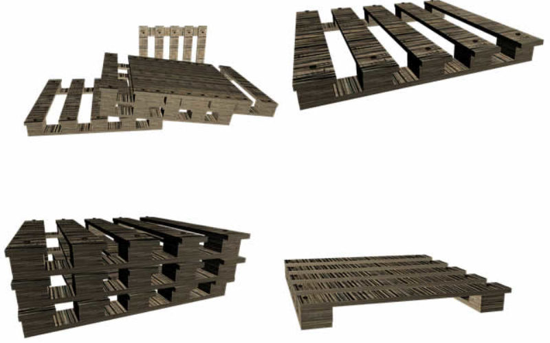 Few Tips for Selecting the Right Shipping Pallets for International Shipping Requirements