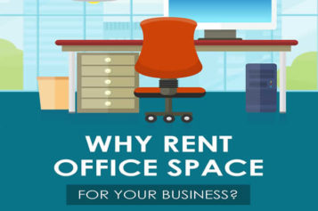 Why Rent Office Space for Your Business?