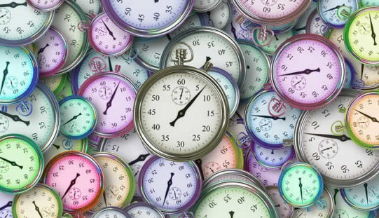 5 Time Management Rules for Small Business Proprietors