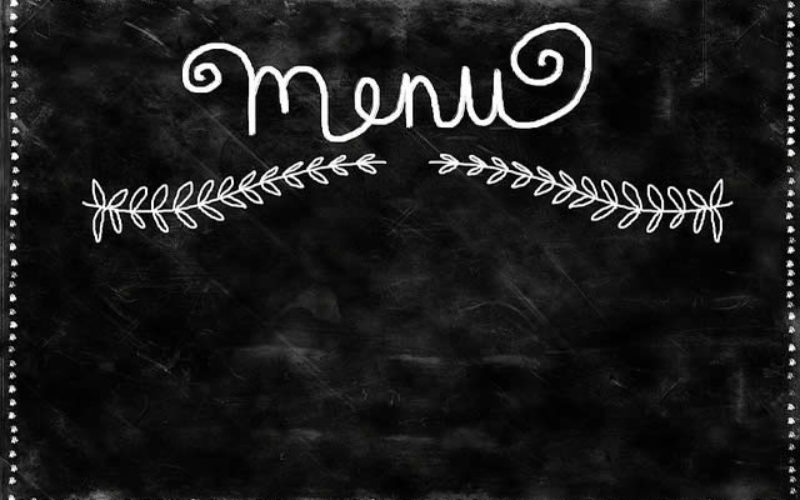 3 Reasons Why You Should Make Your Restaurant Menu Shorter