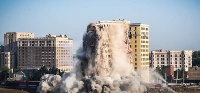 Tips for a Safe Building Demolition