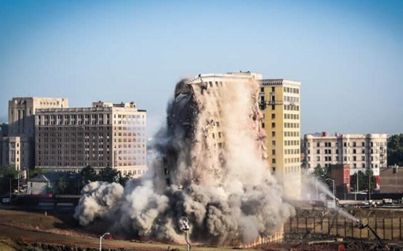 Tips for a Safe Building Demolition
