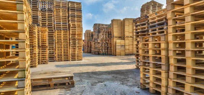The Difference Between Wood and Plastic Pallets