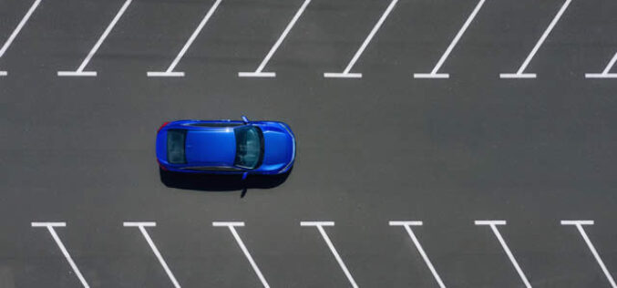 The Benefits of Parking Lot Striping