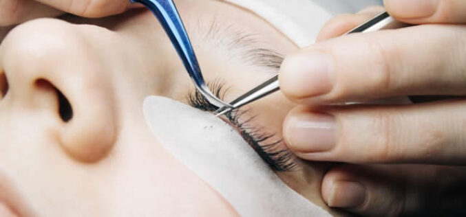 Steps To Becoming an Eyelash Technician