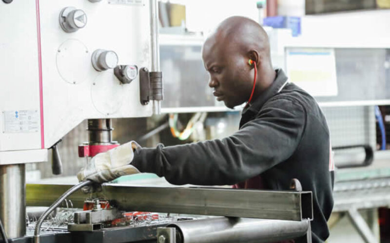Safety Tips for Metalworking Facilities