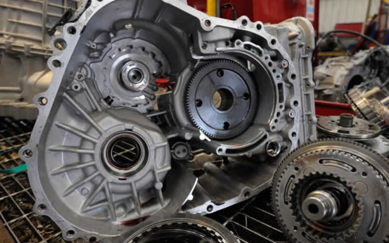 Everyday Applications of Gearboxes