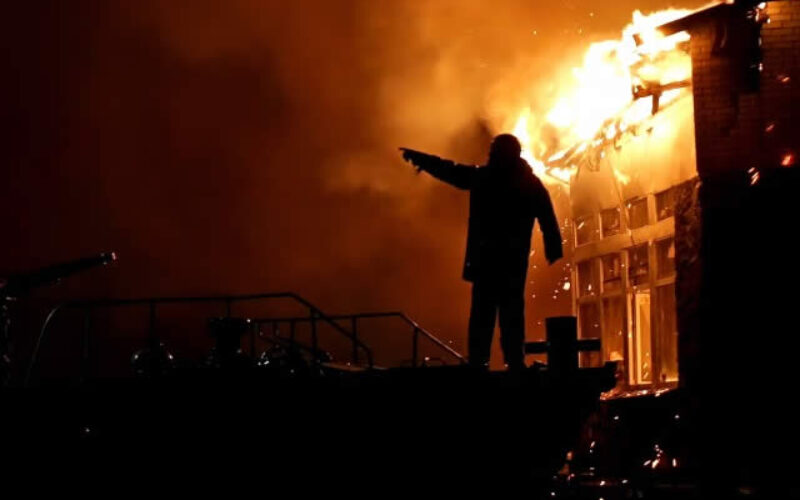 Common Causes of Warehouse Fires