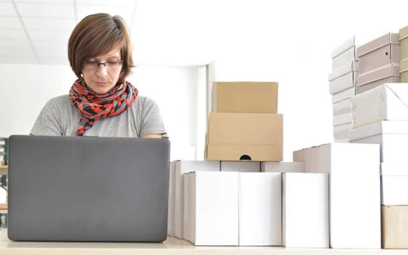 The Importance of an Organized Business Storage Space