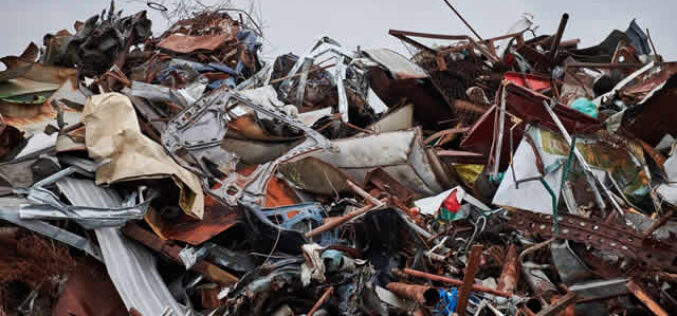 How Much Money Is in Scrap Metal Collection?