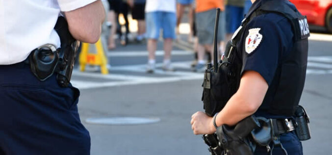 Top Tactical Items on Police Uniforms