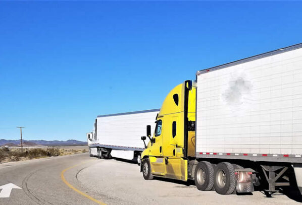 Stress-Relieving Tips For Semi-Truck Drivers