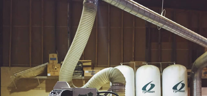 Benefits of Installing Dust Collection Systems